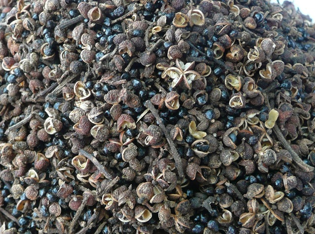Mắc khén hạt dổi mua ở đâu?