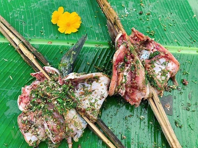 Pa Pỉnh Tộp – Tinh hoa của ẩm thực dân tộc Thái vùng Tây Bắc